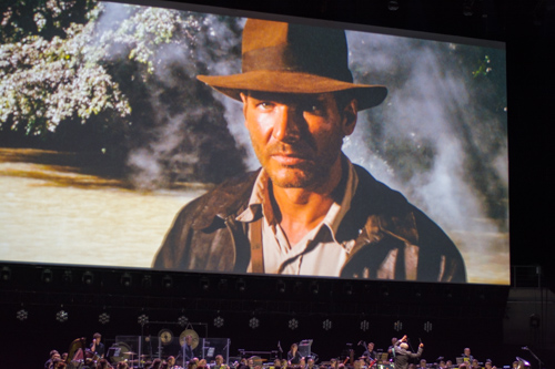 Raiders of the Ark concert