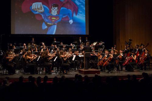 """""""Héroes animados de la Warner"""". Teatro Guimerá © Aarón S. Ramos/Fimucité"""