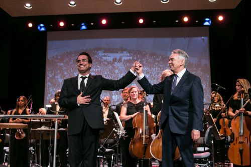 La Música de Howard Shore. Auditorio de Tenerife © Pepe Torres/Fimucité